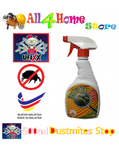 500ml UFIXX Dustmites STOP