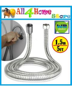 (Economic) 1.5m-1.8m WURUI Flexible Shower Hose for Shower and Bidet use