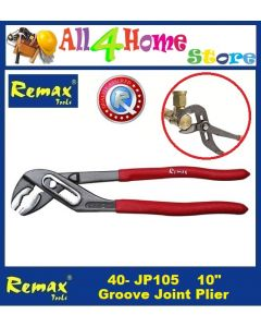 "10"" REMAX GROOVE JOINT PLIER"