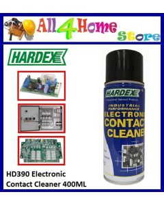 HD390 HARDEX Electronic Contact Cleaner 400ml