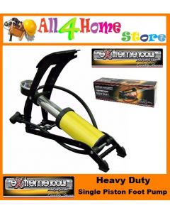 00319A Ex Extreme HEAVY-DUTY Foot Pump
