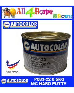 0.5kg NEXA Autocolor N/C Hard Putty