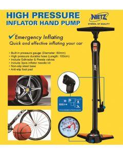508-81-042 NIETZ High Pressure Inflator Hand Pump