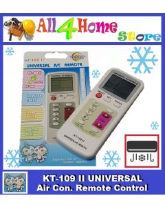 KT-109 II Universal Air Conditional Remote Control