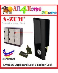LM0666 A-ZUM Cupboard Lock / Locker Lock