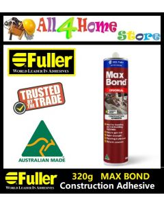 320g H.B. Fuller Max Bond Original Construction Adhesive