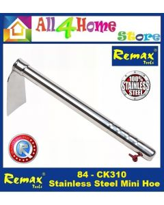 Stainless Steel Mini Hoe / Cangkul Kecil 400 x 150 x 80mm