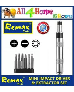 68- DS107 Mini Impact Driver & Extractor Set