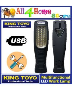 KINGTOYO Multi Functional LED Work Lamp
