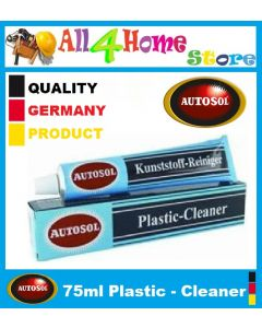 75ml AUTOSOL Plastic Cleaner