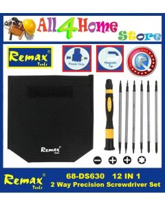 REMAX 12 in 1 Precision Screwdriver Set (68-DS630)