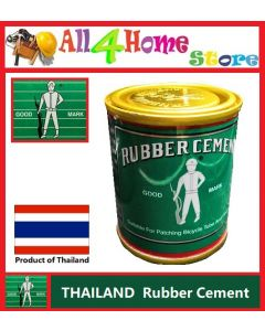 """GOOD MARK"" THAILAND Rubber Cement"