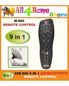 M800 9 in 1 Astro/Hypptv Remote Control