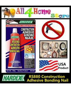 75G RS-880 HARDEX Construction Adhesive Bonding Nail