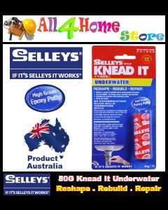 50g SELLEYS Knead It Underwater - Putty Epoxy