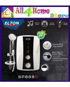 ELTON DC Pump Instant Water Heater with Silent Pump/DC Pump (SP888S)