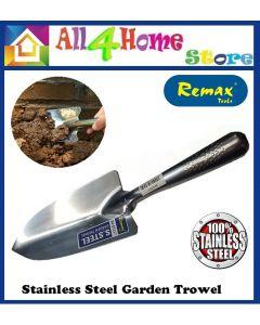 Stainless Steel Garden Hand Trowel 280 x 83mm