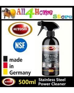 500ml AUTOSOL EDELSTAHL KRAFTREINIGER STANLESS STEEL POWER CLEANER