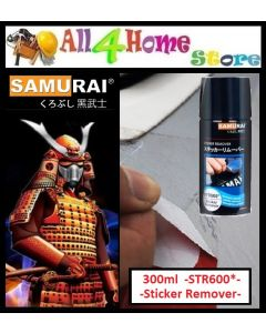 300ml SAMURAI STR600* Sticker Remover