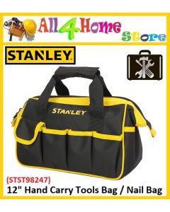 "[100% ORIGINAL] STANLEY 12"" Hand Carry Tools Bag  (STST98247)"