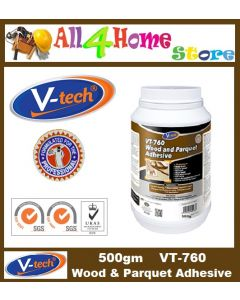 500gms VT-760 Wood and Parquet Adhesive