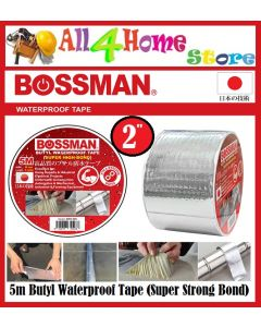 Super Strong Waterproof Tape Butyl Seal Rubber Aluminum Foil Tape
