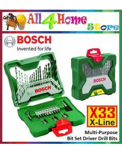 X33 BOSCH X-Line Drill & Screwdriver Bit Set