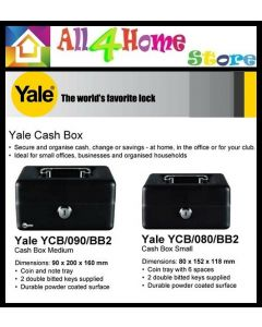 Yale Cash Box (Medium / Small)