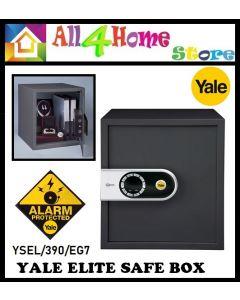 YALE ELITE SAFE BOX (LARGE) YSEL/390/EG7