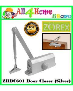 ZRDC061 ZOREX Door Closer (Silver)