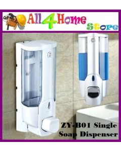 ZY-B01 SINGLE SOAP DISPENSER
